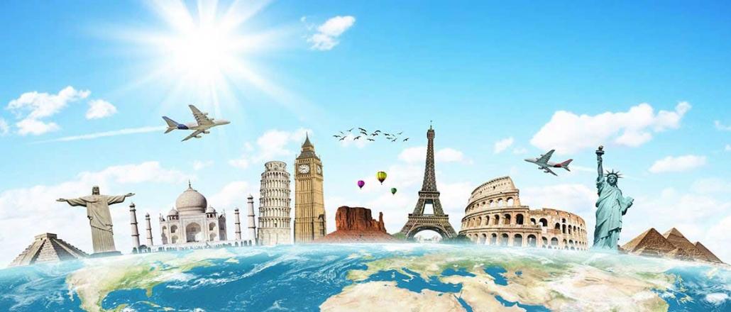 تولید محتوا برای سایت های گردشگری