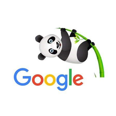 الگوریتم گوگل پاندا