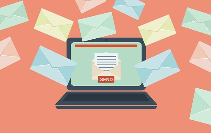 افزایش نرخ باز شدن ایمیل