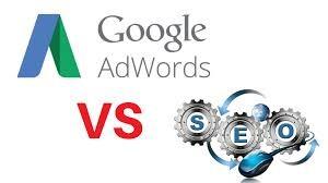 مقایسه سئو و گوگل ادوردز