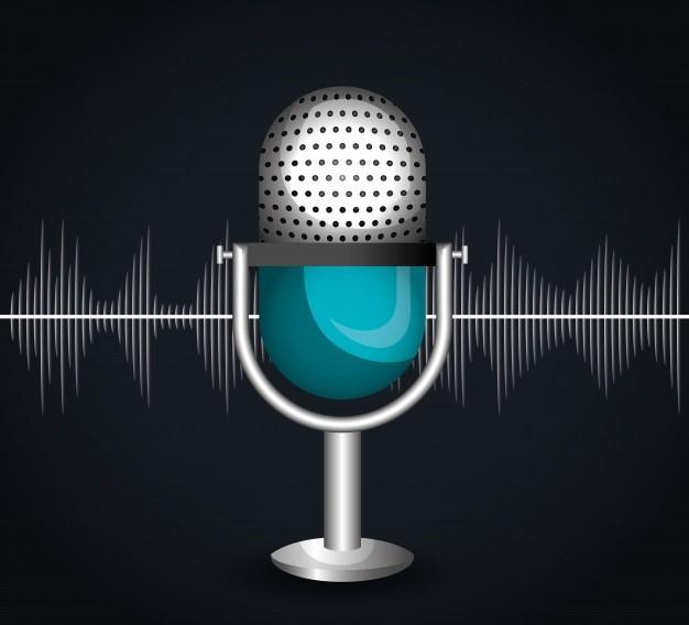 تولید محتوای صوتی