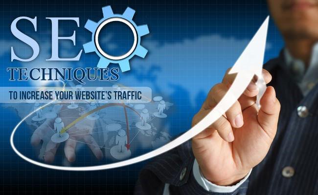 افزایش ترافیک سایت با کمک سئو