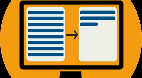 خلاصه کردن مطالب ارزشمند