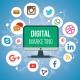 نمونه های بازاریابی دیجیتال