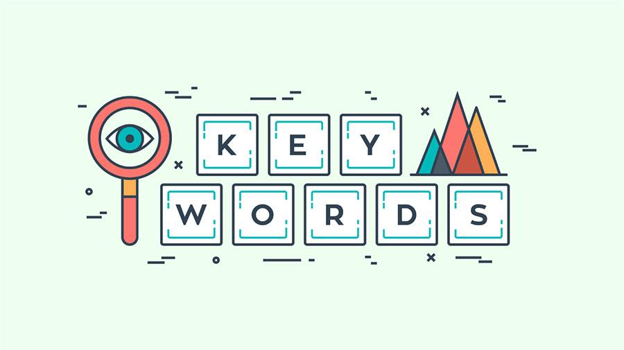 بهترین روش های استفاده از کلمات کلیدی
